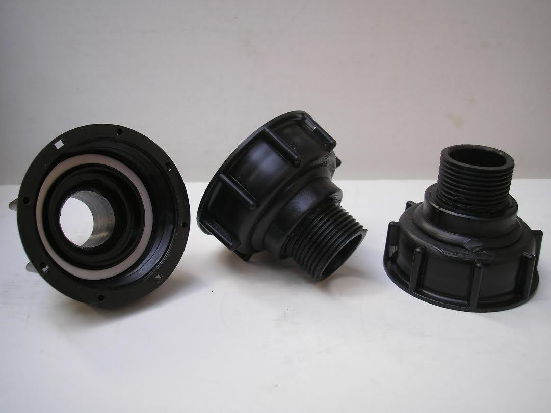 Szűkítők  S60/R1' és S60/R3/4' méretben