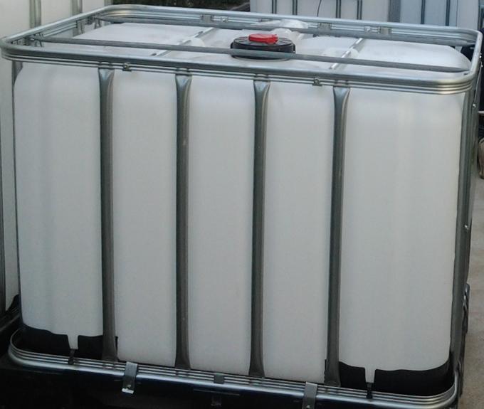 600 l-es IBC  diesel, vegyi és élelmiszeripari tartály, Új