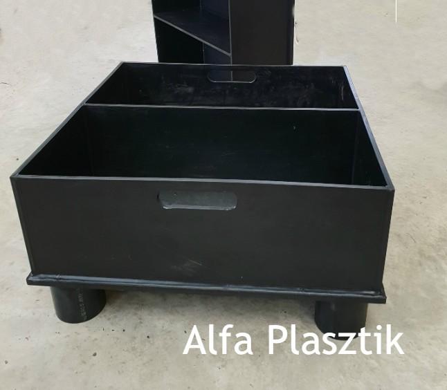 Akkumulátor tároló kármentő tálcák